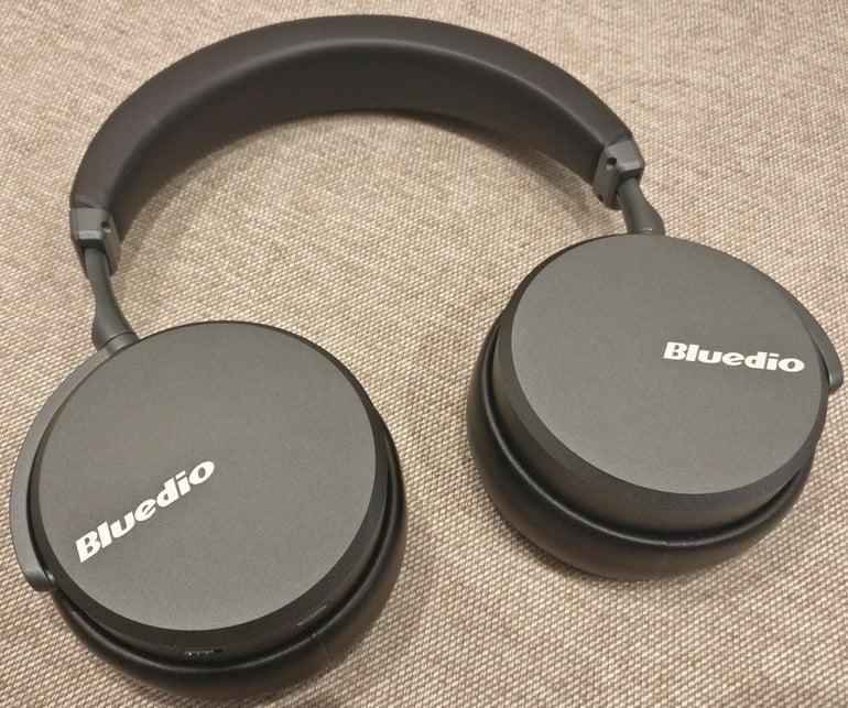 Bluedio V2 внешний вид